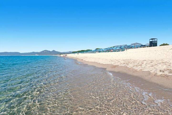 Sibari marina Villino vicino la spiaggia