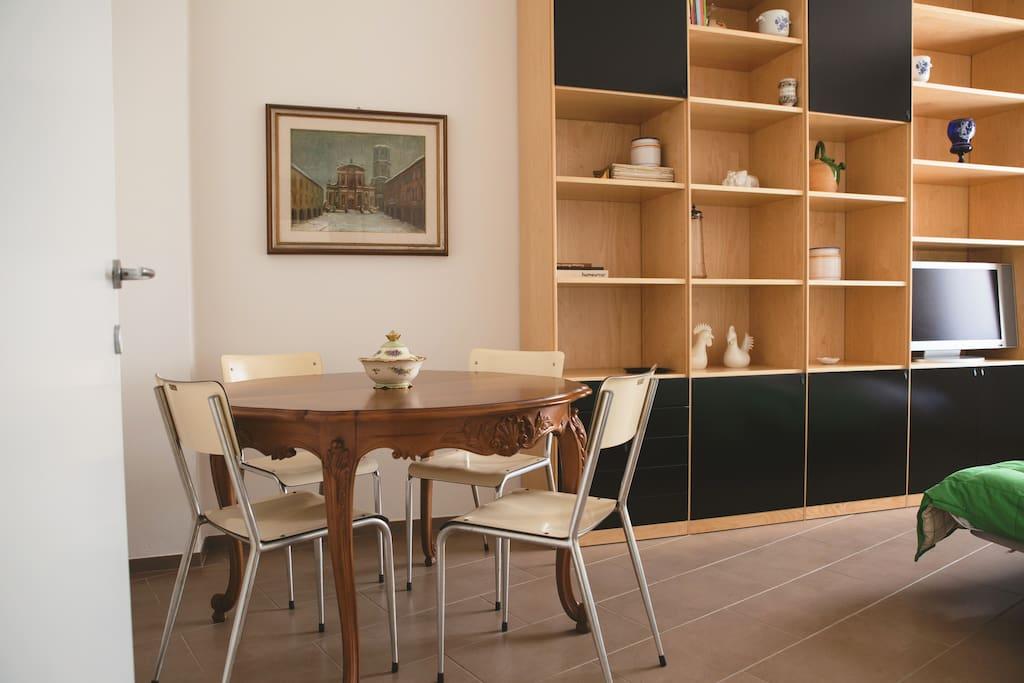 Stanza in pieno centro storico appartamenti in affitto - Posto letto reggio emilia ...