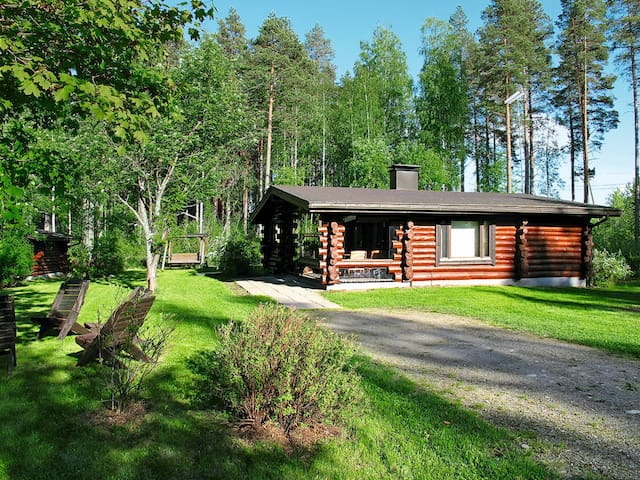 Holiday home in Säviäntaipale for 6 persons