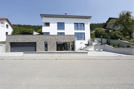 Appartement Nordschwarzwald Haiterbach-Nagold-FDS