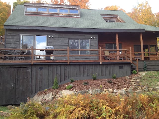 Private Getaway in the ADKs