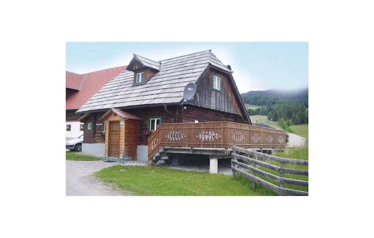 Holiday cottage with 2 bedrooms on 70 m² in St. Peter am Kammersb.