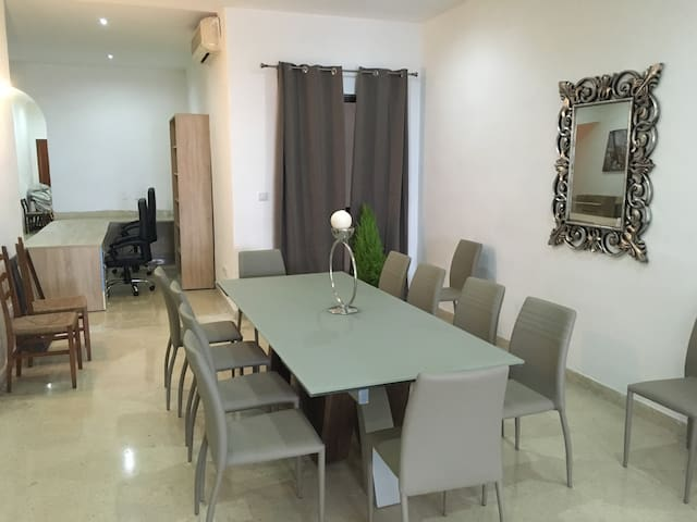 SLIEMA SEAFRONT 3-BEDROOM SPACIOUS APARTMENT