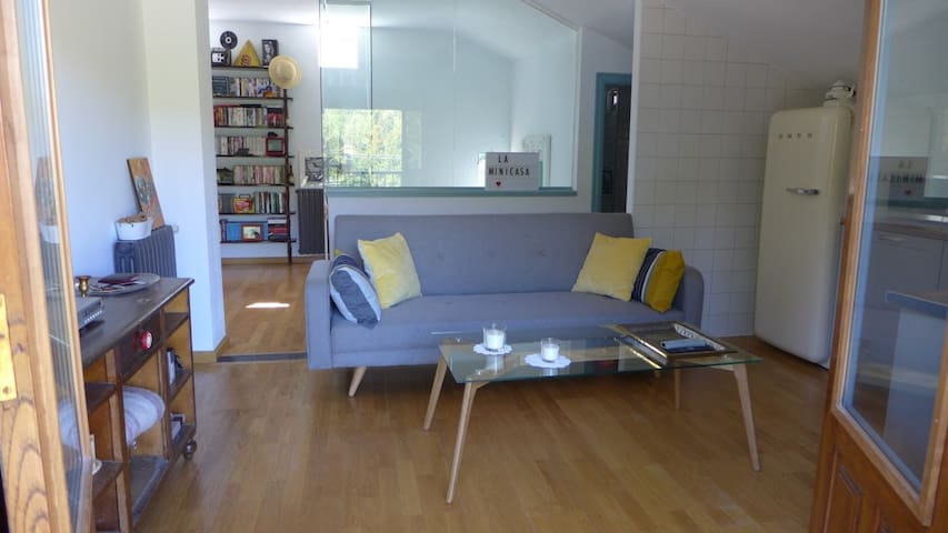 Apartamento Molinaseca - Molinaseca - Flat