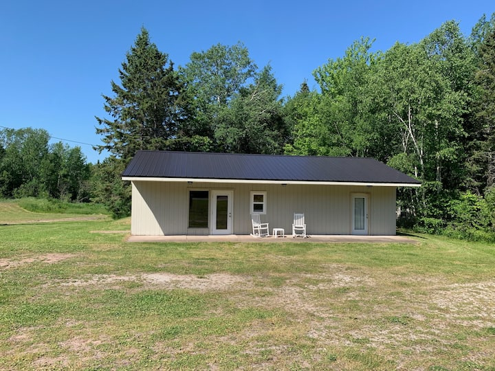 Spacious Ranch House in Chassell