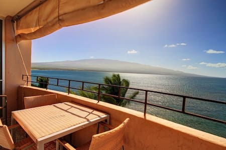 Spectacular Oceanfront, Penthouse!! (Maalaea) - ワイルク