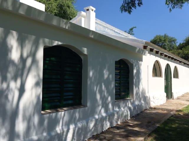 HENÉN- Casa de Campo- Traslasierra
