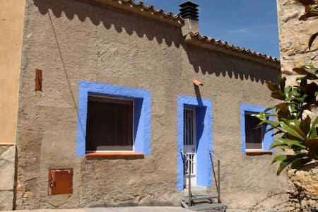 Ancosa+Cuitora cottages 12pax la Llacuna Barcelona - La Llacuna - 獨棟
