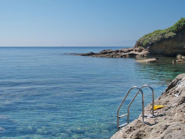 Villa Anna Maria, Rock Beach, Pure Luxury