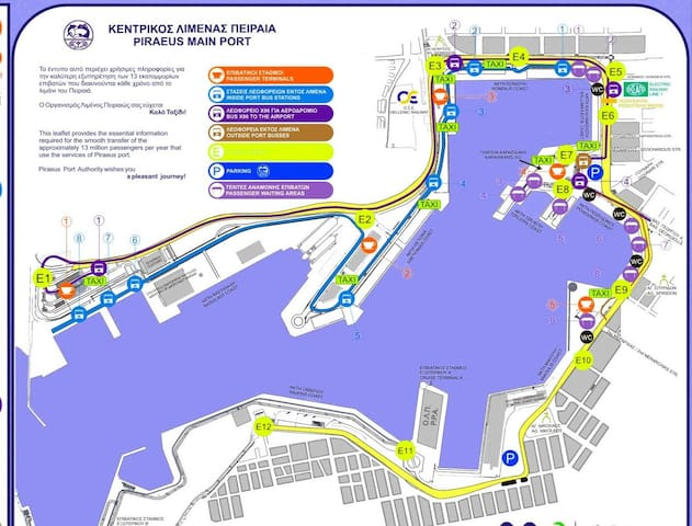 Pireás port map (gates)