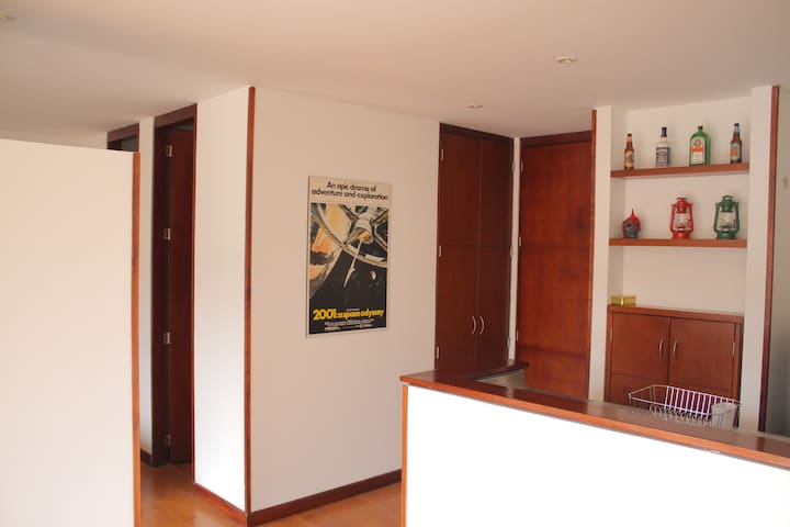 Nice and cozy apartment in exclusive location - Bogotá - Apartment