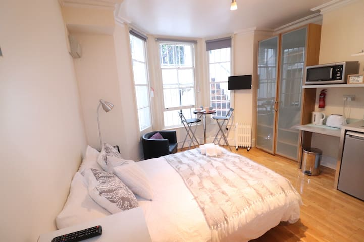 Cozy studio flat in Bayswater near to HYDE PARK