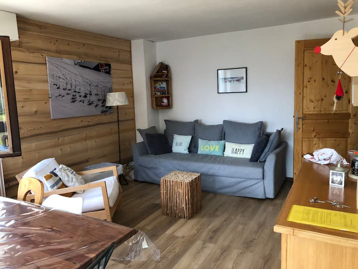 Spacious Apartment in center close to Bike Park