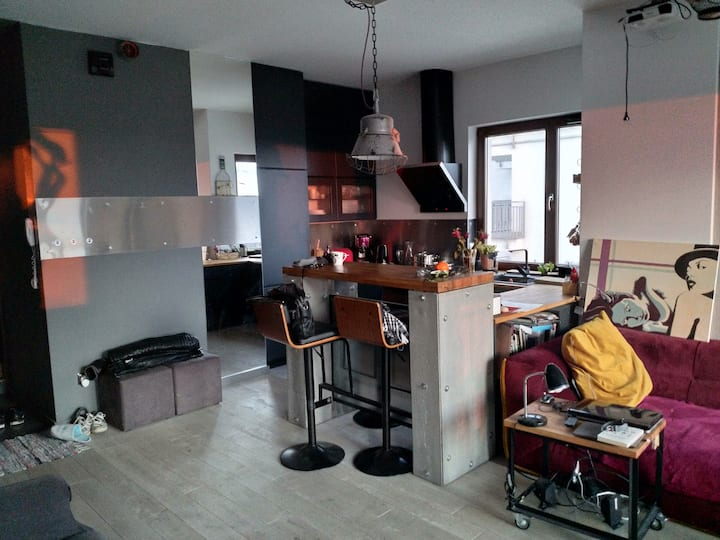 "Apartament ""Loft u Italiana"" (new - fresh)"