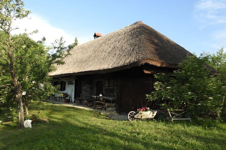 The Polutnik Cottage since 1796
