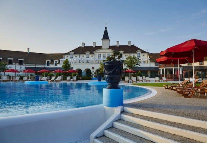 Appart'hôtel de luxe près de Disneyland Paris