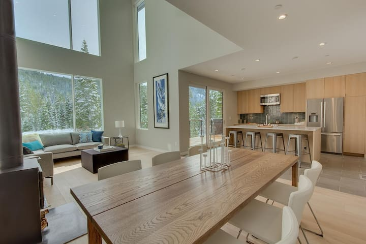 Base Camp Loft @ Squaw Valley - Olympic Valley - Talo