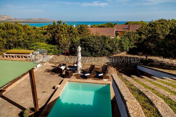 Villa in Stintino: Lisbeth - Sardinia Unlimited