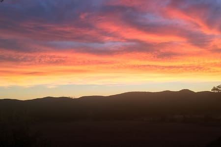 Rio Frio Sunset Glamper