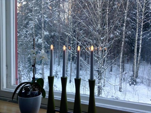 Comfortable 2 bedroom flat, 30min to Helsinki - Vantaa - Apartamento