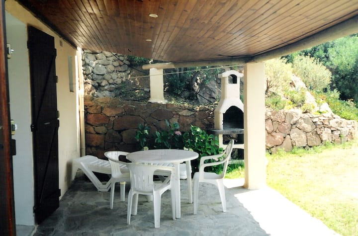 Studio Flora baie de Santa Giulia a Porto Vecchio