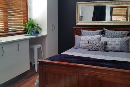 """Blue Bay"" Studio - Queen Bed  - Hervey Bay"