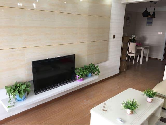 优雅小区,精装豪华两房两厅 - Shenzhen - Huis