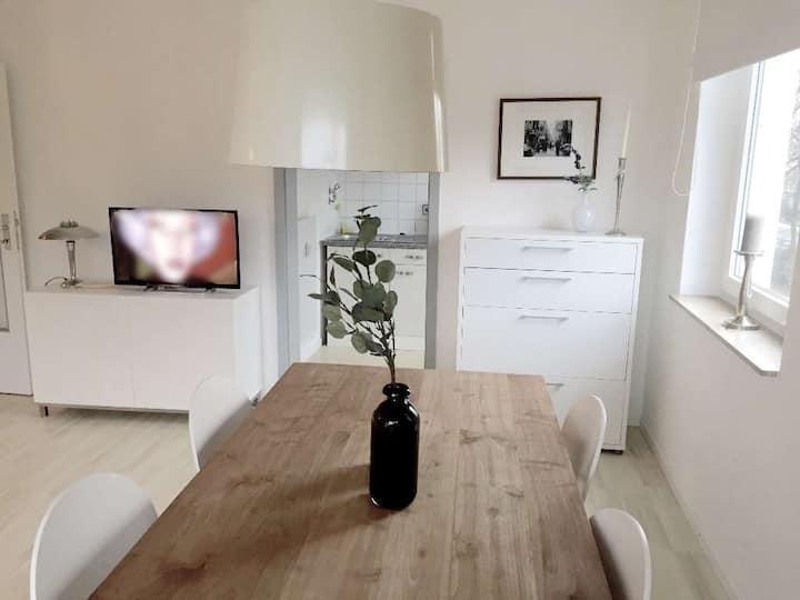 Möblierte 1-Zimmer-Wohnung nahe VW, Conti u. JC
