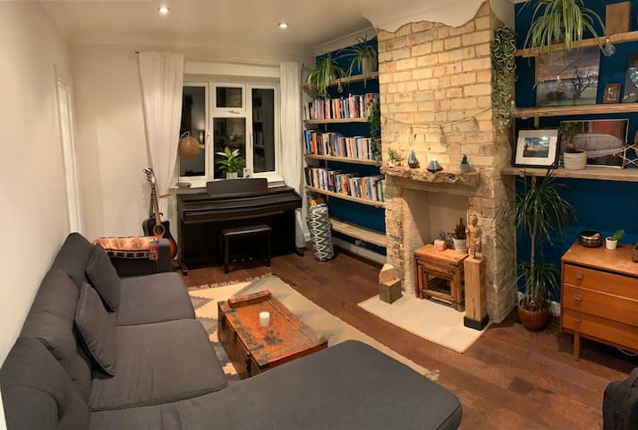 Cosy & peaceful stay, a stones throw from station