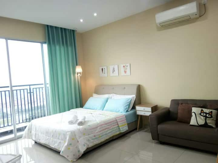 Stay With Me @ Aliff Avenue ( Cosy Suites , Wi-Fi)