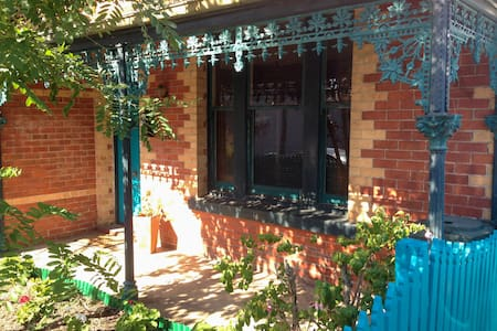 Character Filled Home-The Yuilles: Ballarat B&B