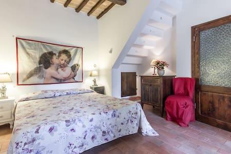 #La Ghibellina 2 Montalcino - Castelnuovo dell'Abate - Daire