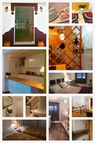 Inn Golegã - Hostel - Golegã - Apartment