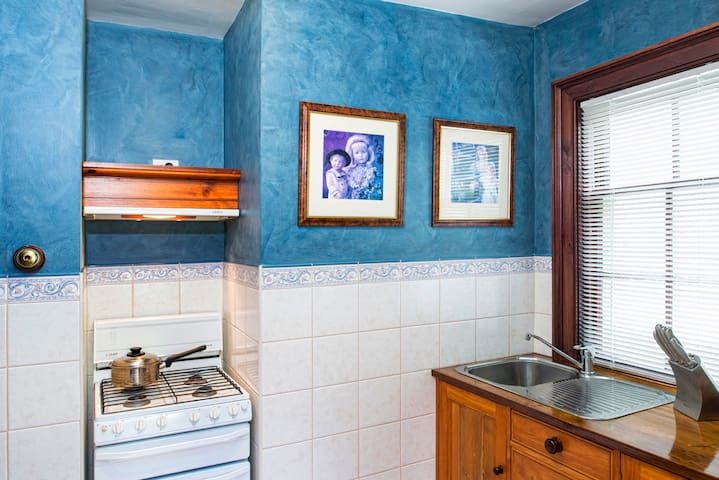 Great Location in Historic Building Apartment No 1