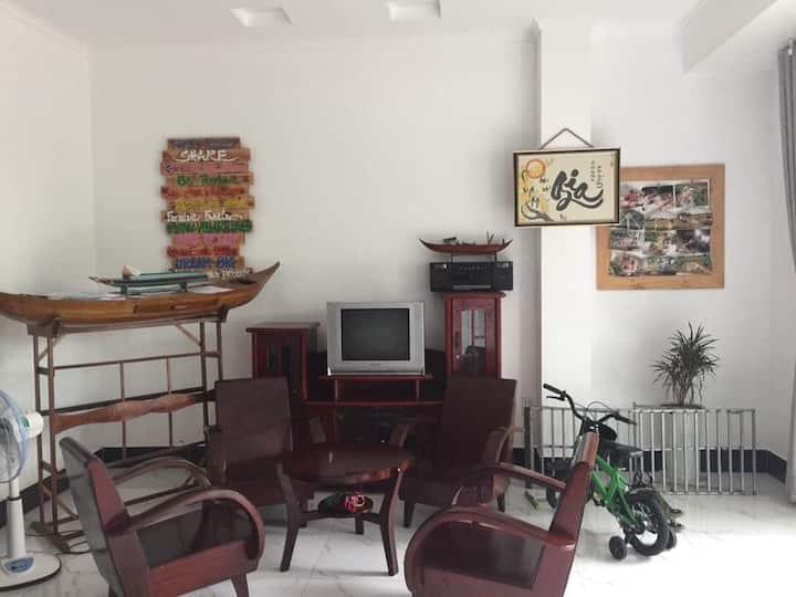 Sampan House CT - Nơi dừng chân lý tưởng cho bạn