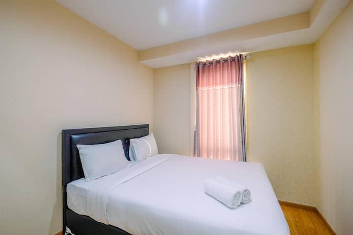 Comfy Relaxing Studio Apt Azalea Suites Cikarang