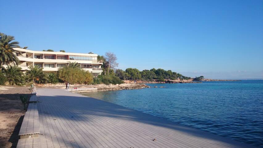 Playa y Piscina en mallorca