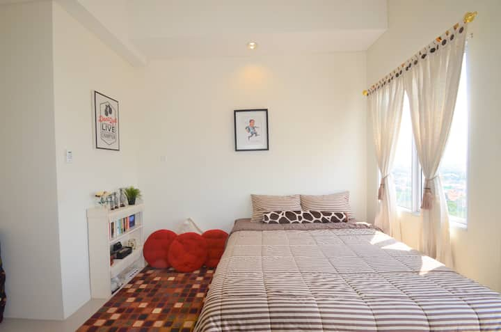 Kamar Senja (Bogor Icon Apartment)