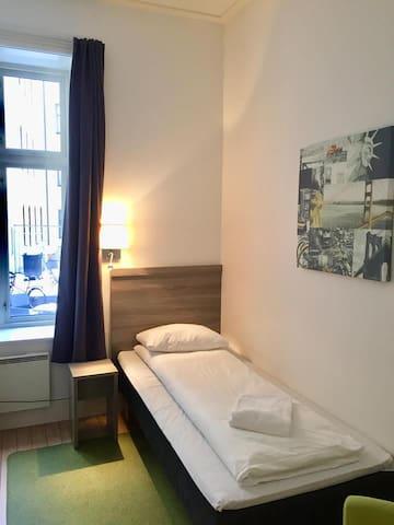 Sentral og hyggelig leilighet i Oslo.God standard!