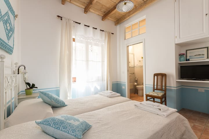 Camera Turchese, Atmosfera rilassante - San Vito - Bed & Breakfast