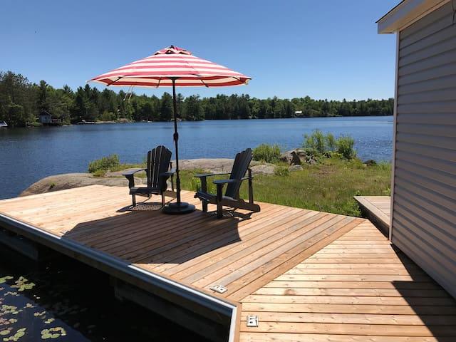 Paradise on Pine Lake, Muskoka