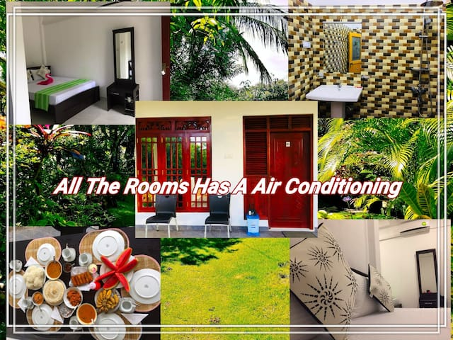 Sigiriya The Nature Paradise Air Conditioner # - 1