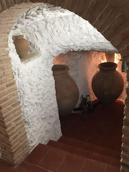 Cueva/bodega