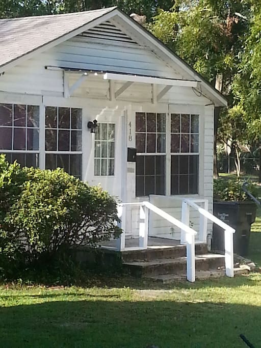 The Cottage Cabins For Rent In Douglas Georgia United
