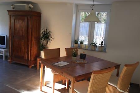 Wohnen am Bergsträßer Odenwald - Weinheim - Apartamento