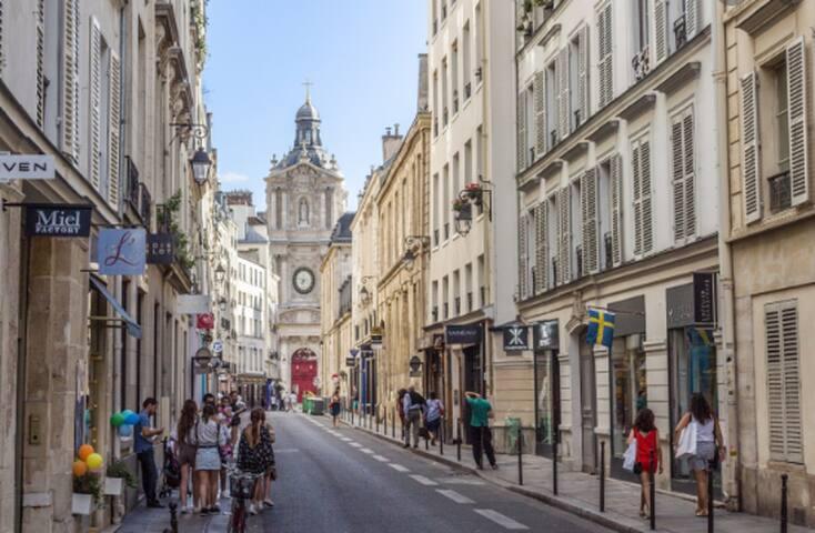 Charmant studio dans le quartier de Bastille
