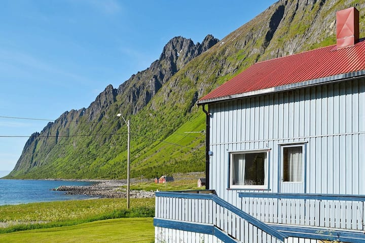 8 person holiday home in skaland