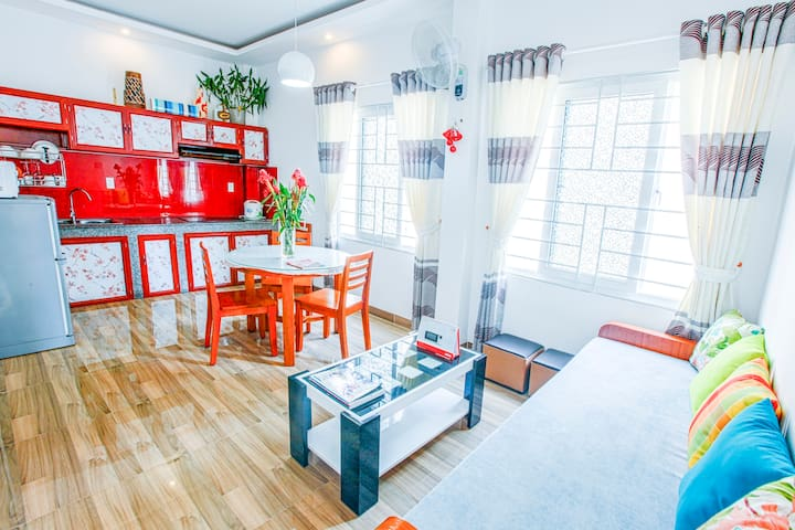 LaBoo_Stunning One Bedroom Full furniture - Nha Trang - Apartment