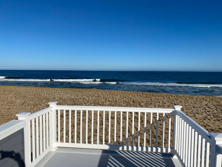 Ocean Front Home (100 Feet) Fully Renovated