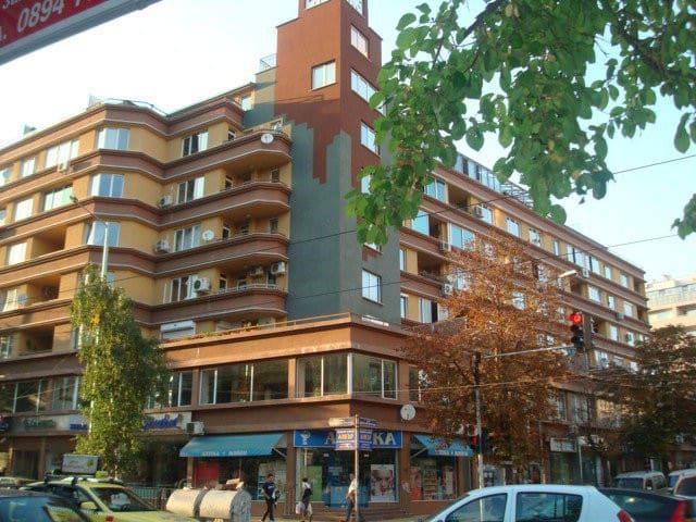 Room closed to the city center of Sofia